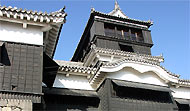 熊本城小天守の写真